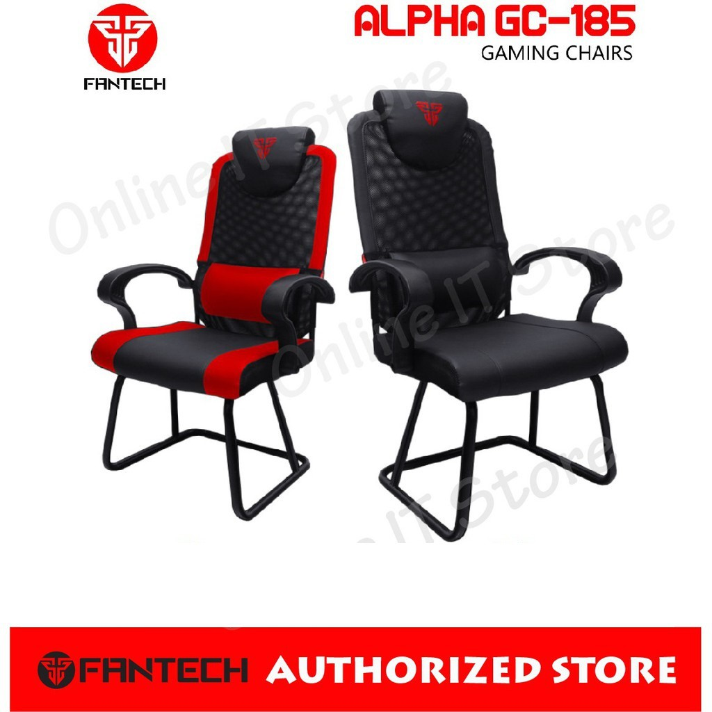 Pleasant 100 Original Gc 185 Alpha Gaming Chair Squirreltailoven Fun Painted Chair Ideas Images Squirreltailovenorg