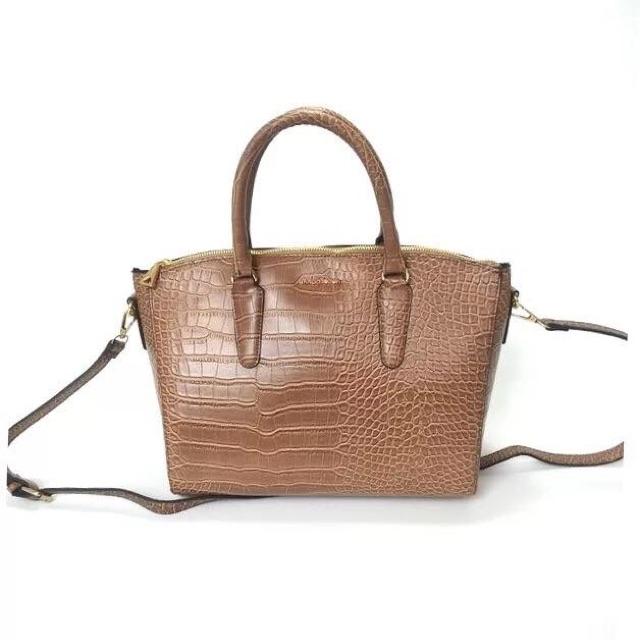 38979ffad3 MANGO Authentic Overrun Bag   Shopee Philippines