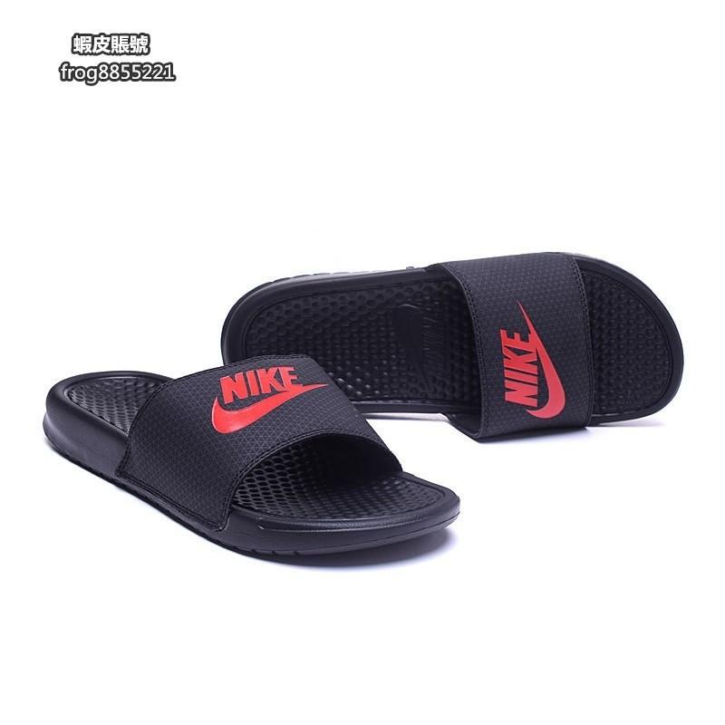 213529c95699 Nike Benassi JDI mismatched slides