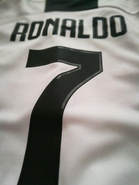 competitive price 891ed c3573 2018-2019 Boys Juventus FC No.7 RONALDO Home Kit Kids ...