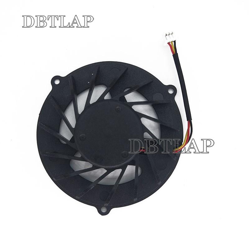 Laptop CPU Fan For Acer Aspire 5732 5732z AD5105HX-GC3 NAWF2 4730 New Cooler Fan