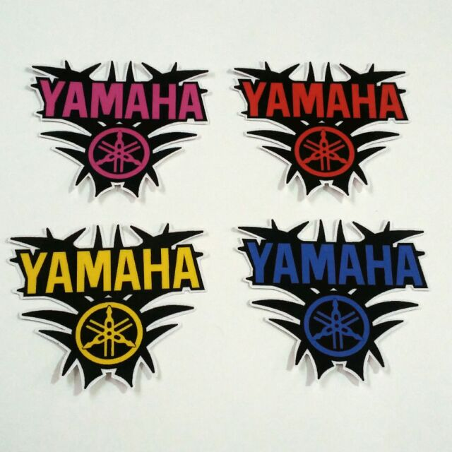 Yamaha Sticker Motorcycle Car