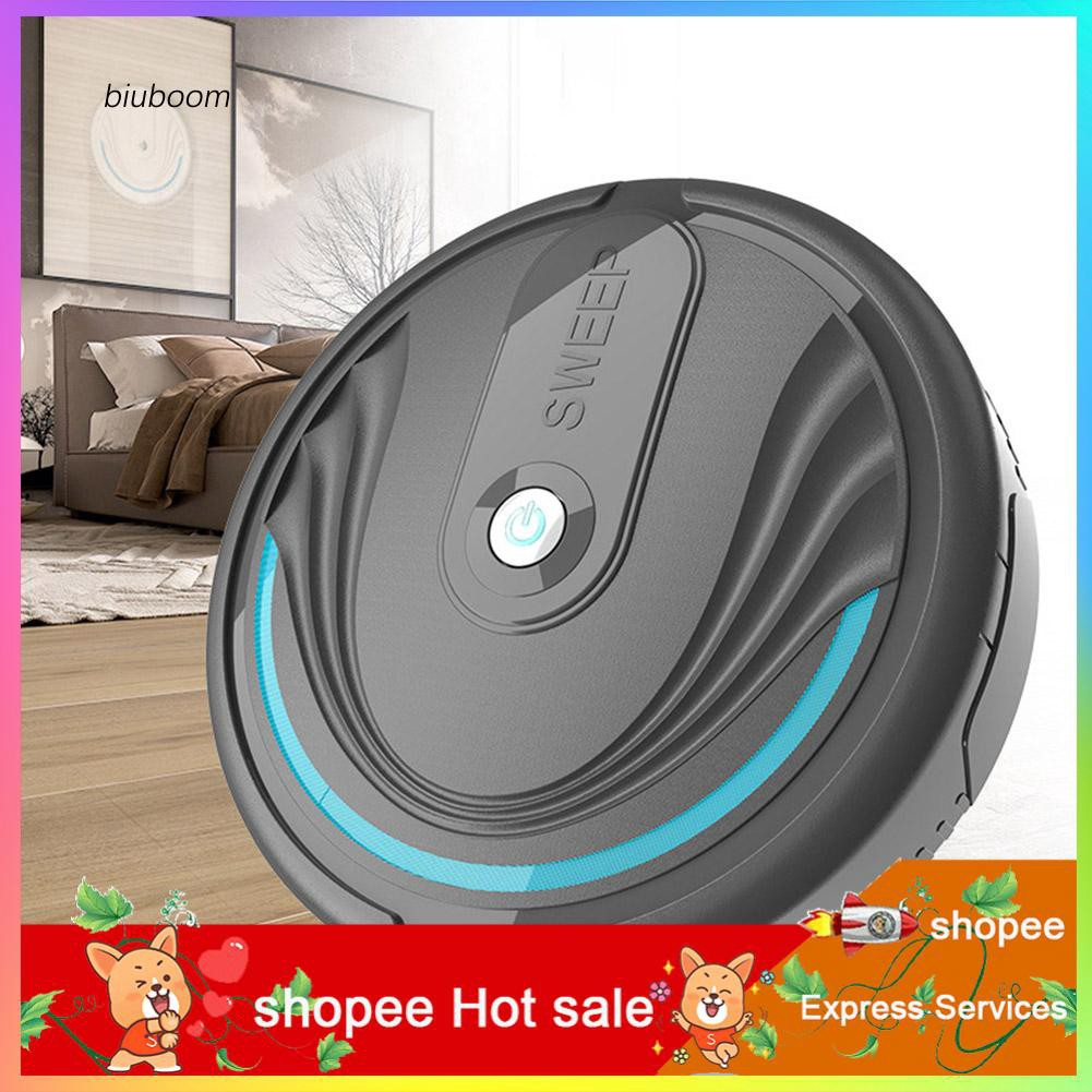 AZX_Ultra-thin Automatic Smart Cleaning Robot Vacuum Cleaner Dust Suction  Sweeper