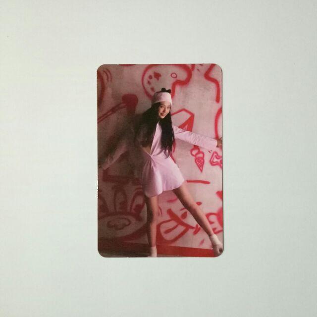 RED VELVET (JOY) - THE PERFECT RED VELVET ALBUM PHOTOCARD