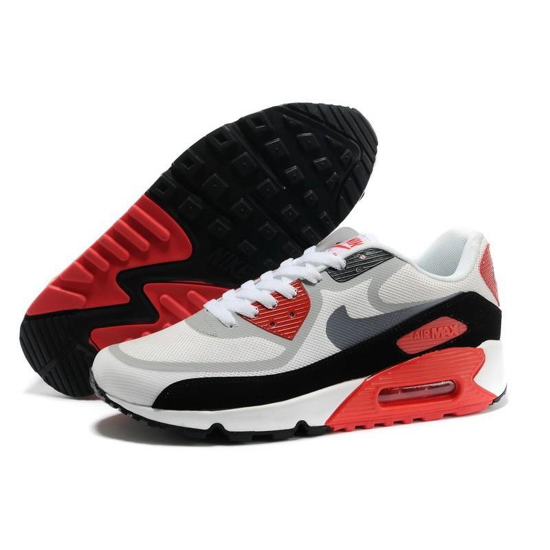 official photos b5f8c 32aea MensWomens Nike Air Max 90 Premium QS GS Shoes 693628-001  Shopee  Philippines