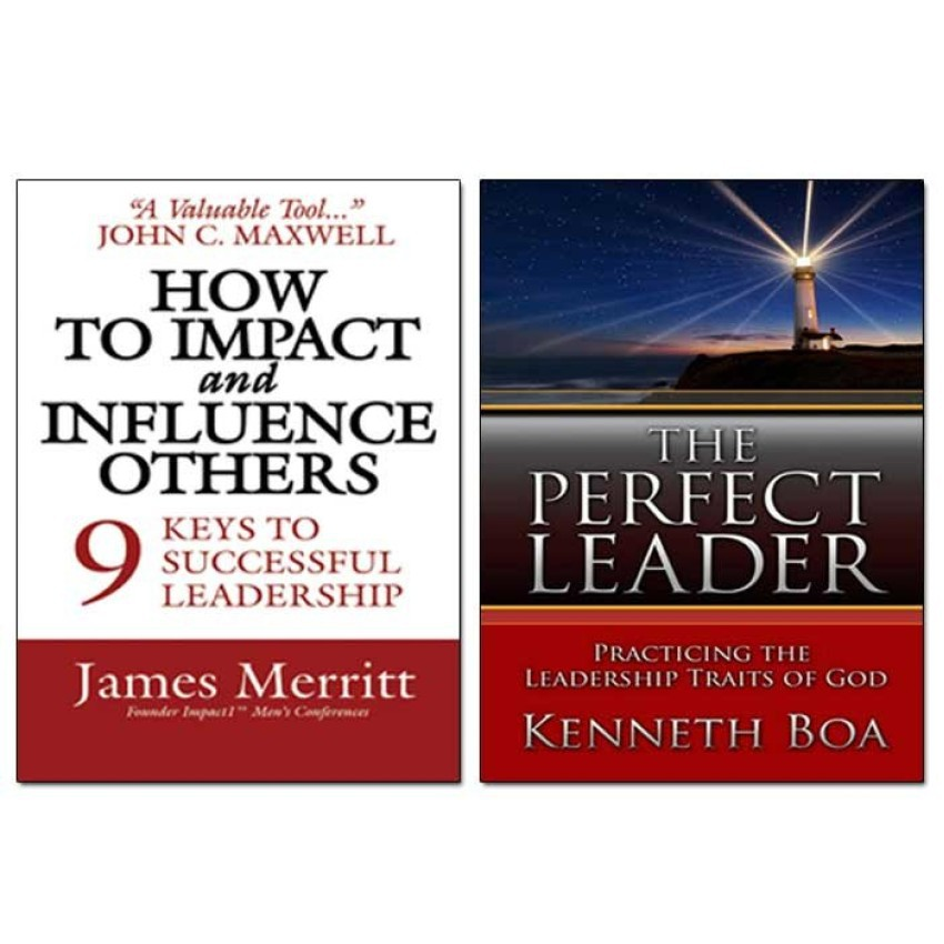 Leadership Books How To Impact And Influence Others And The Perfect Leader Shopee Philippines