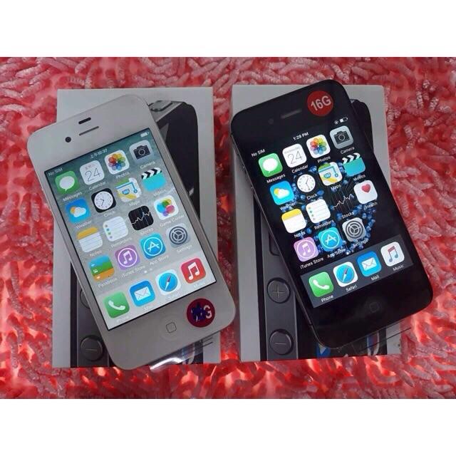 iPhone 4s 16gb FACTORY UNLOCK ORIGINAL 100% MADE IN USA ...