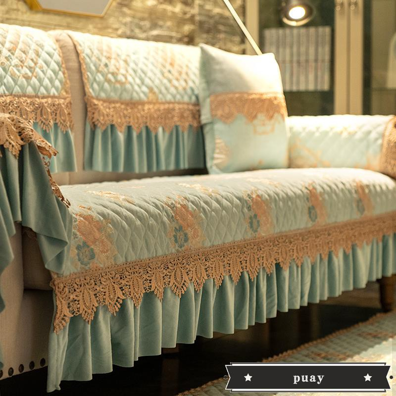European Style Sofa Mat Four Seasons
