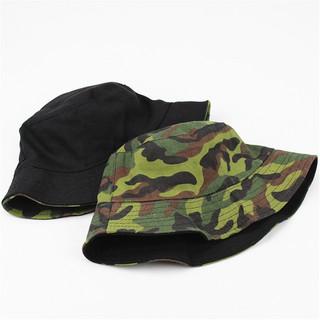 0decfb2f5 Mens Metallic Bucket Hat Womens Reversible Fishing Hats | Shopee ...