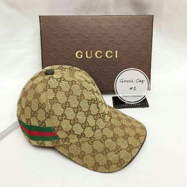 7972dabc Gucci cap   Shopee Philippines
