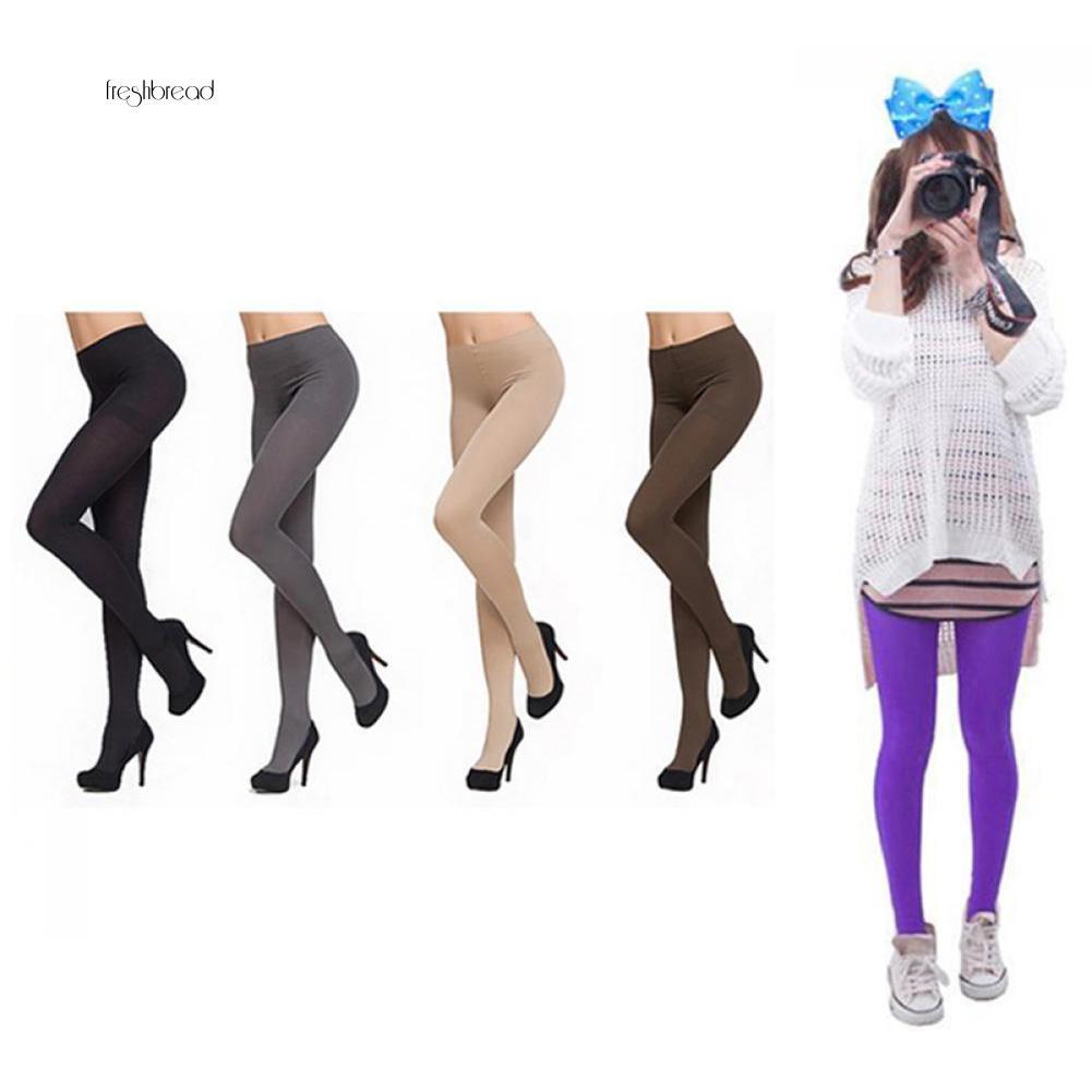 Women/'s Shiny Glossy Lingerie Pantyhose Tights Hosiery
