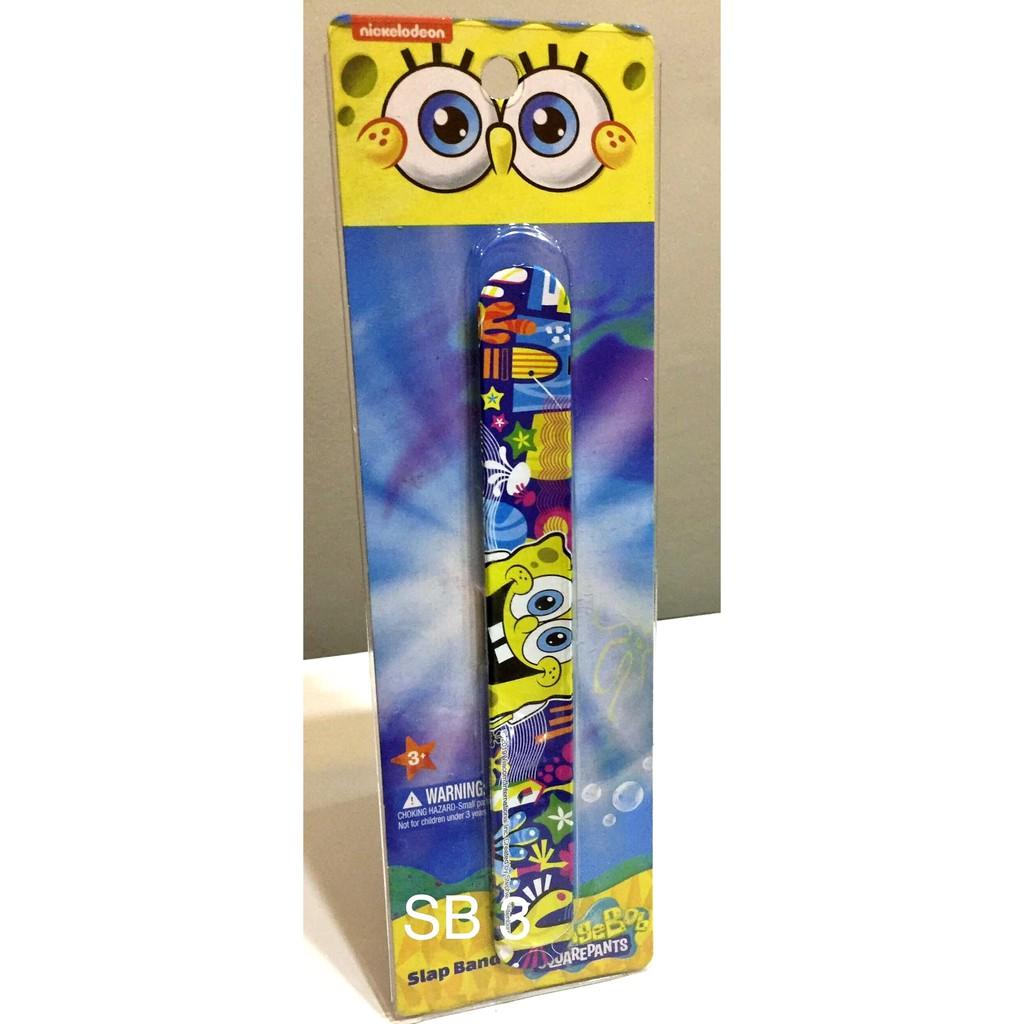 Sponge Bob Slap Bracelet