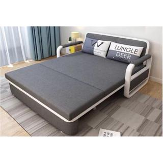 Sofa Bed With Storage 120cm Semi Double