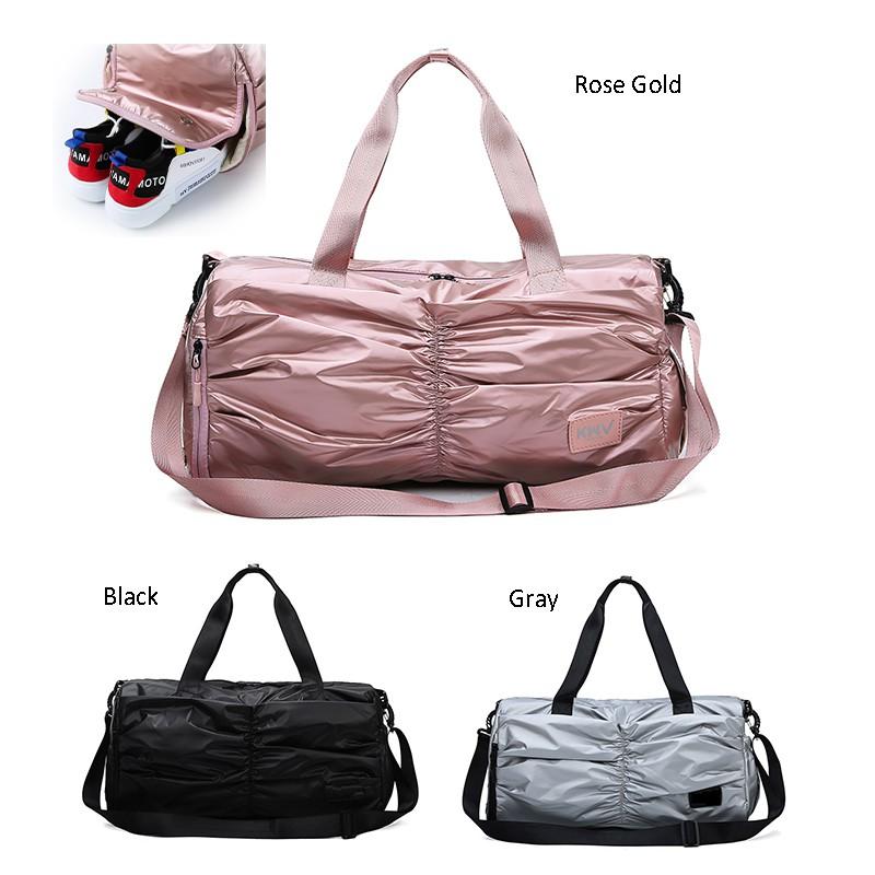 002e18d114d88 Waterproof Sport Travel Duffel Men Women Gym Bag