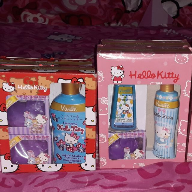 Vivelle Hello Kitty Hand Soap Shopee Philippines