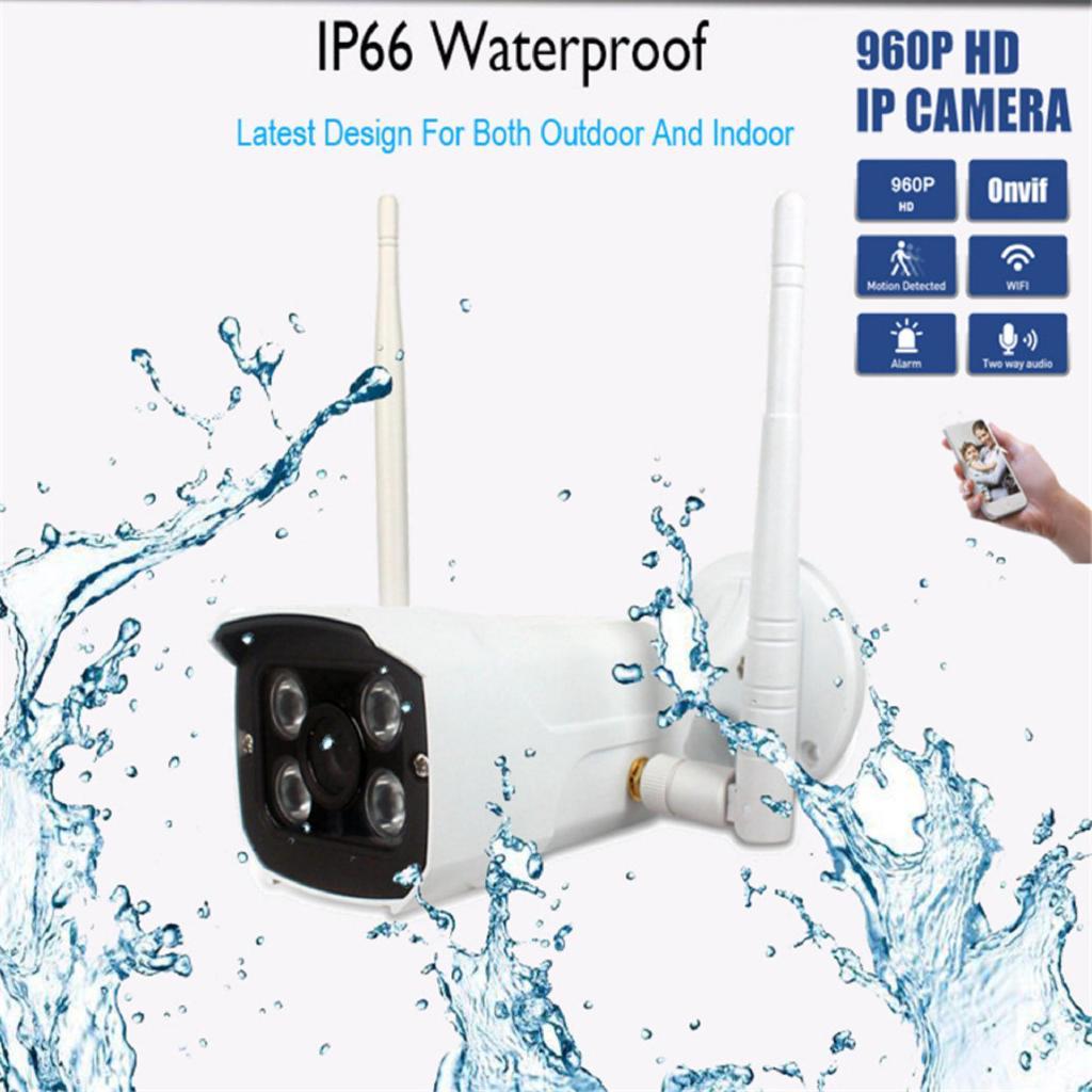 V380 APP 1080P Wifi CCTV Security 2MP IP Camera Bullet Outdoor