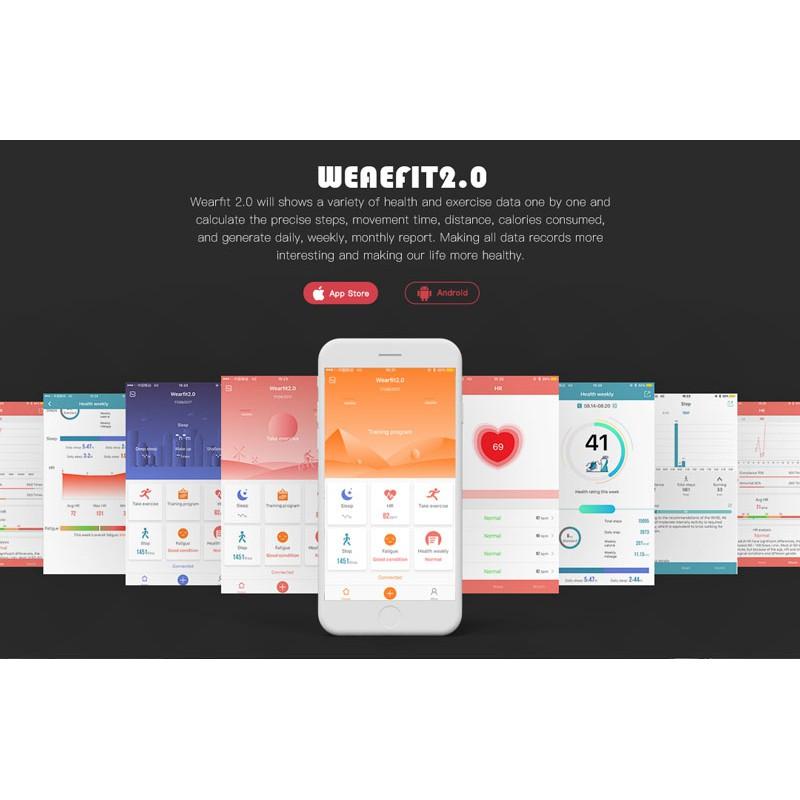 ✅COD✅FREE SHIPPING! Wearfit Smart Band Fitness Tracker