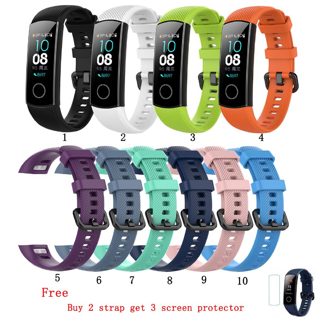 Original Huawei Honor Band 5 Smart Band Oximeter Color