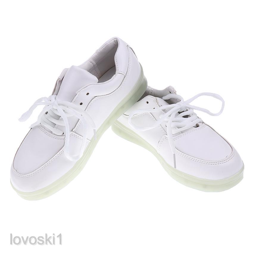Men Women Led Light Up Shoes Luminous Sneakers