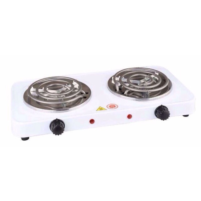 Portable Electric Stove Double Burner