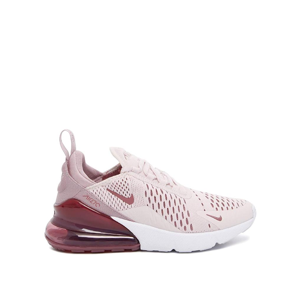 NIKE Women's Air Max 270 Barely Rose Running Shoes