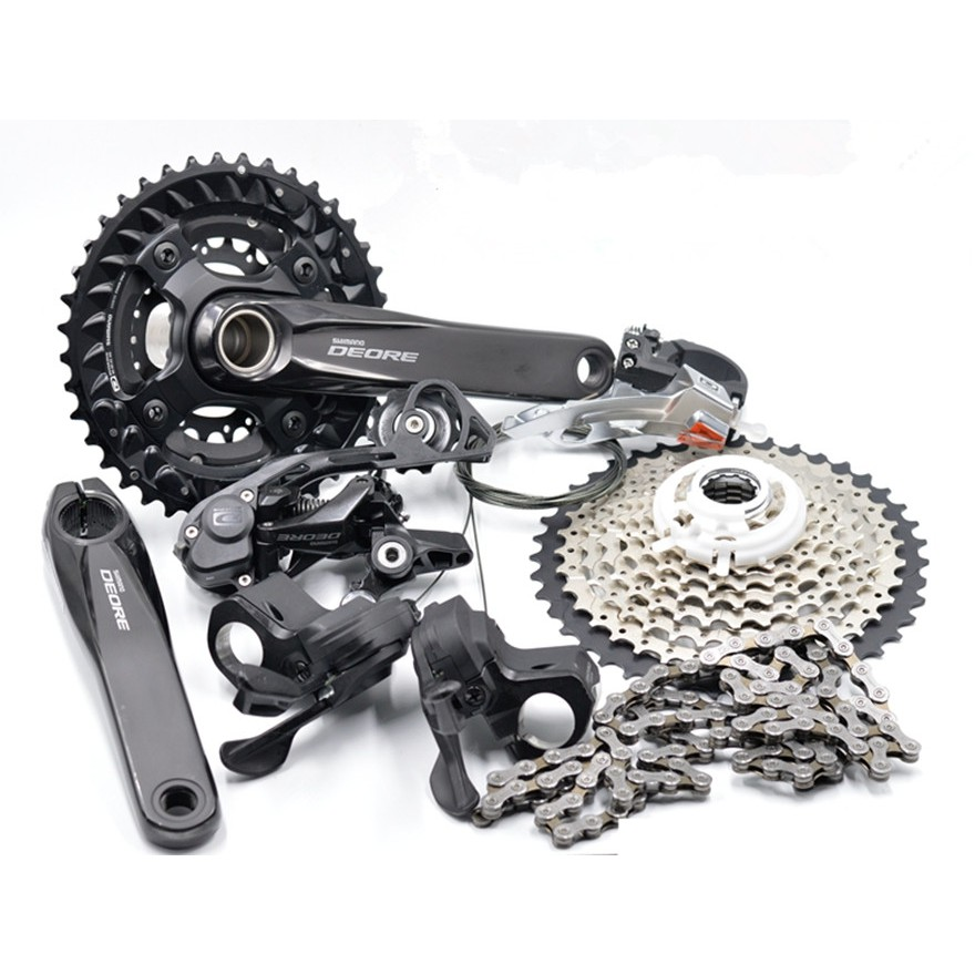 SHIMANO Deore M6000 Groupset / Group MTB Bike 10 Speed