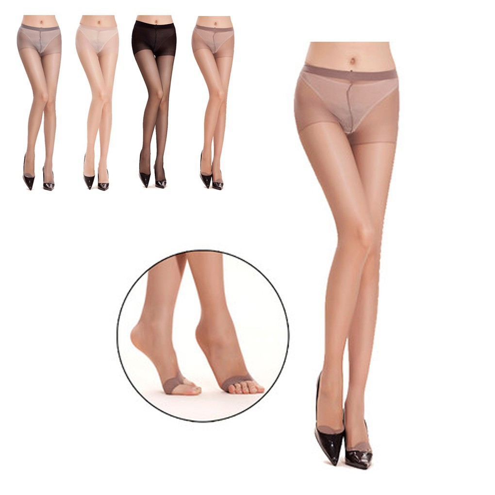 9f76917ba2bc7 Women Sexy Socks Thin Velvet Over Knees Crotch Tights | Shopee Philippines