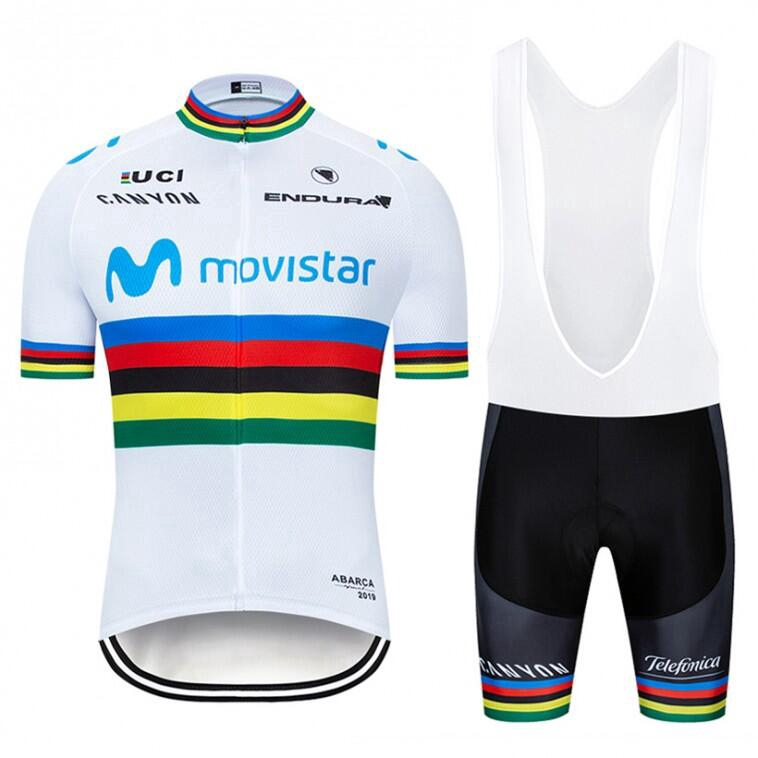 Men's Cycling Clothing Bicycle Jersey Sportswear Short Sleeve Outdoor