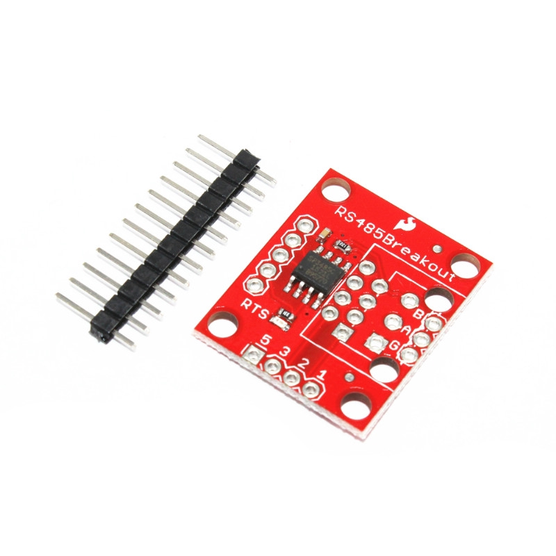 RS485 to TTL Module SP3485 Communication Module RS485 Breakout Board