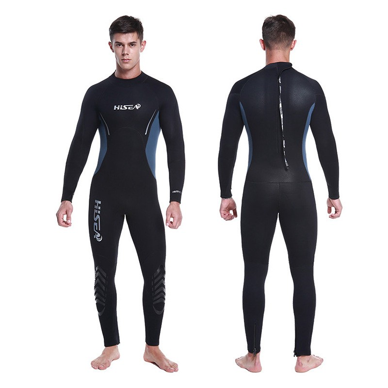 4f3a6b24d1e9 Diving Suit Profession Swimsuits Swim Surfwear Long Sleeve | Shopee  Philippines
