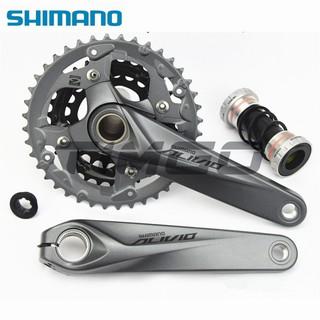 Shimano Alivio Crank Crankset FC-M4050 with BB52 for M4000 HollowTech 170MM