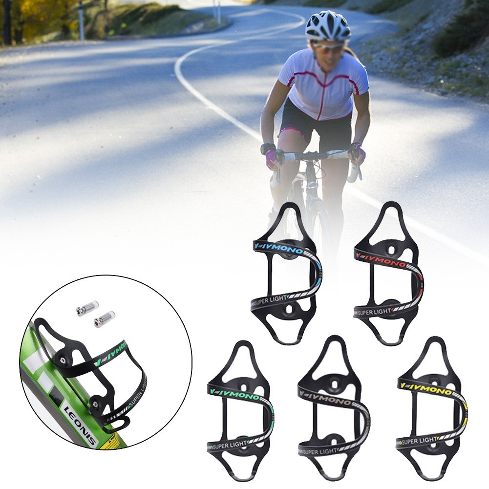 Details about  /Sports Bike Bicycle Cycling Drink Water Bottle Holder Aluminum Alloy Rack Cages