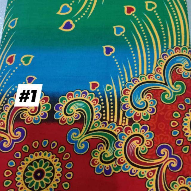 Malong Batik Double Size Good Quality
