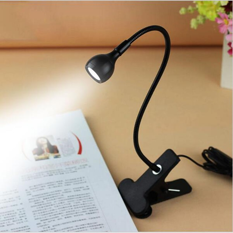 Obliging Usb Charging 3led Solar For Reading Room Desk Bedside Book Light Lamps White Lights & Lighting