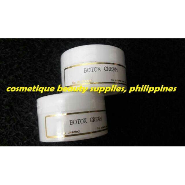 Botox cream
