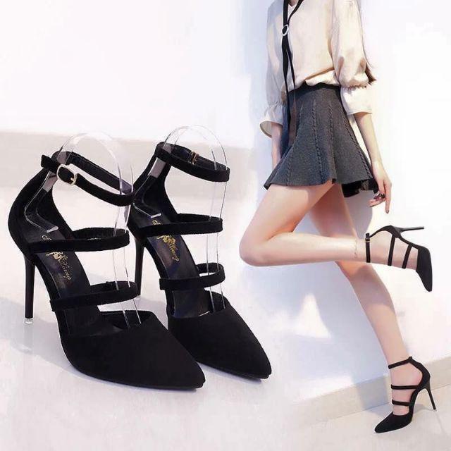 0c2c50d9469 Bohemian Korean Platform High Heels (CN size)