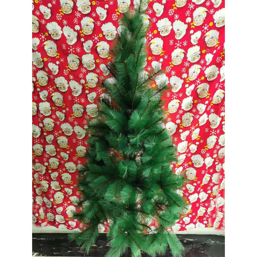 Christmas Tree One Color Pine 7ft Shopee Philippines