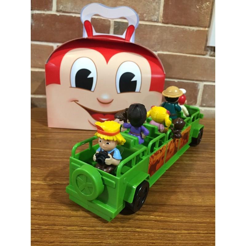 Jollibee Toys Jolly Safari Adventure Complete Set Shopee Philippines
