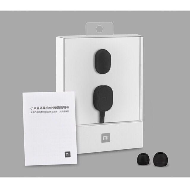 Xiaomi Bluetooth Headset Mini Shopee Philippines