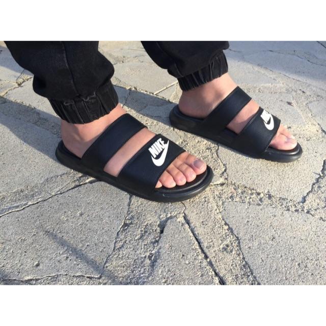 Rebaja pereza Percibir  Nike Benassi Duo Ultra Slide For Men's   Shopee Philippines
