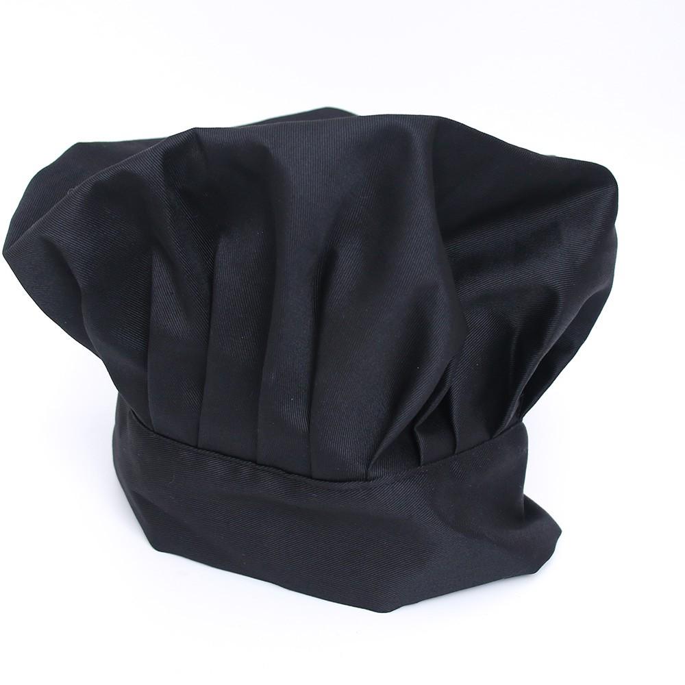 1Pcs Chosen Baker Cook Kitchen Women Elastic Catering Cap Hat Chef