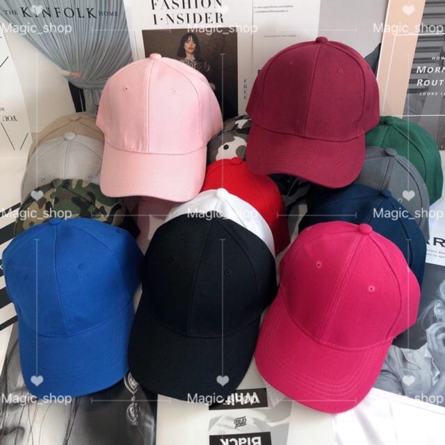 7937bfbf0 Cod Plain baseball Cap plain cap unisex