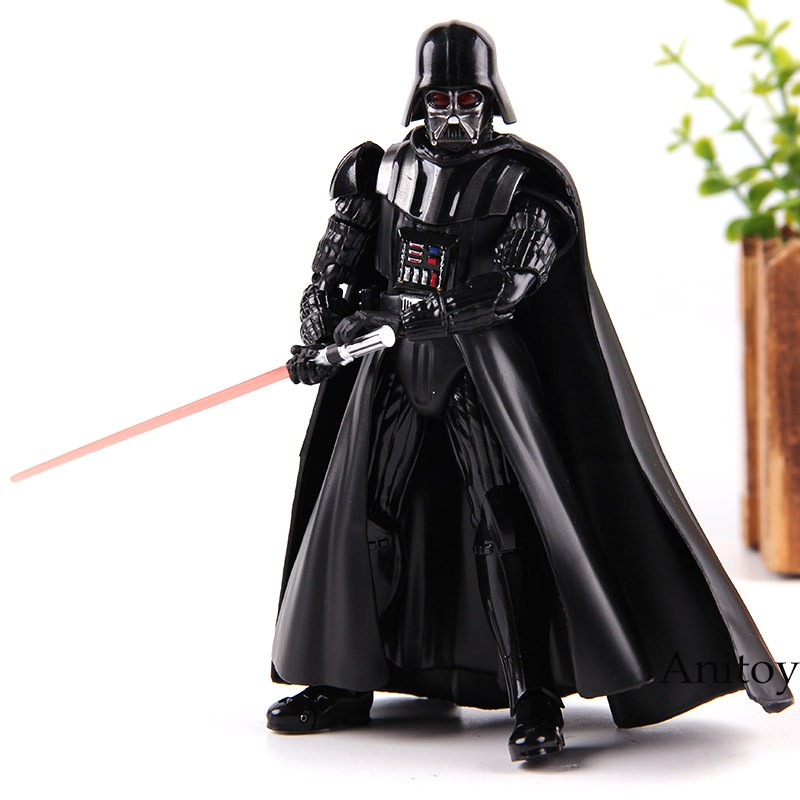 Star Wars The Black Series Darth Vader 15 cm PVC Action Figure