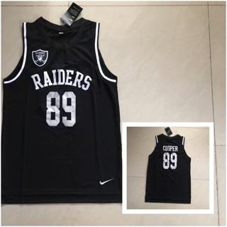 sports shoes 7850c 35410 NFL nike JERSEY Oakland raiders amari cooper | Shopee ...