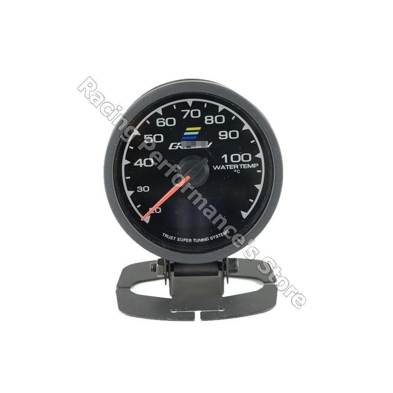 R 2 52MM LED CAR OIL PRESSURE METER GAUGE Pointer Oil Pressure Gauge SODIAL