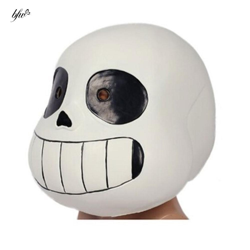 Bfw New Undertale Legend Cosplay Sans Mask Halloween Headset Game Us Stock Shopee Philippines