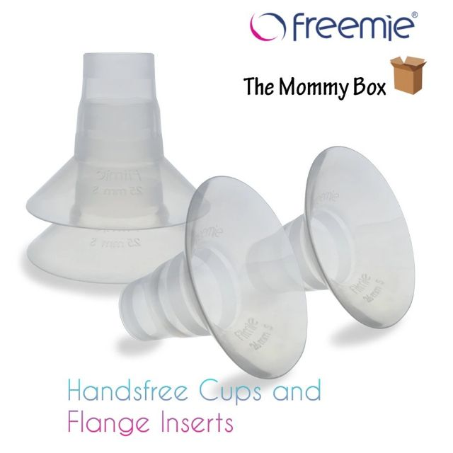 SEALED Freemie Collection Cups Set 25mm and 28mm