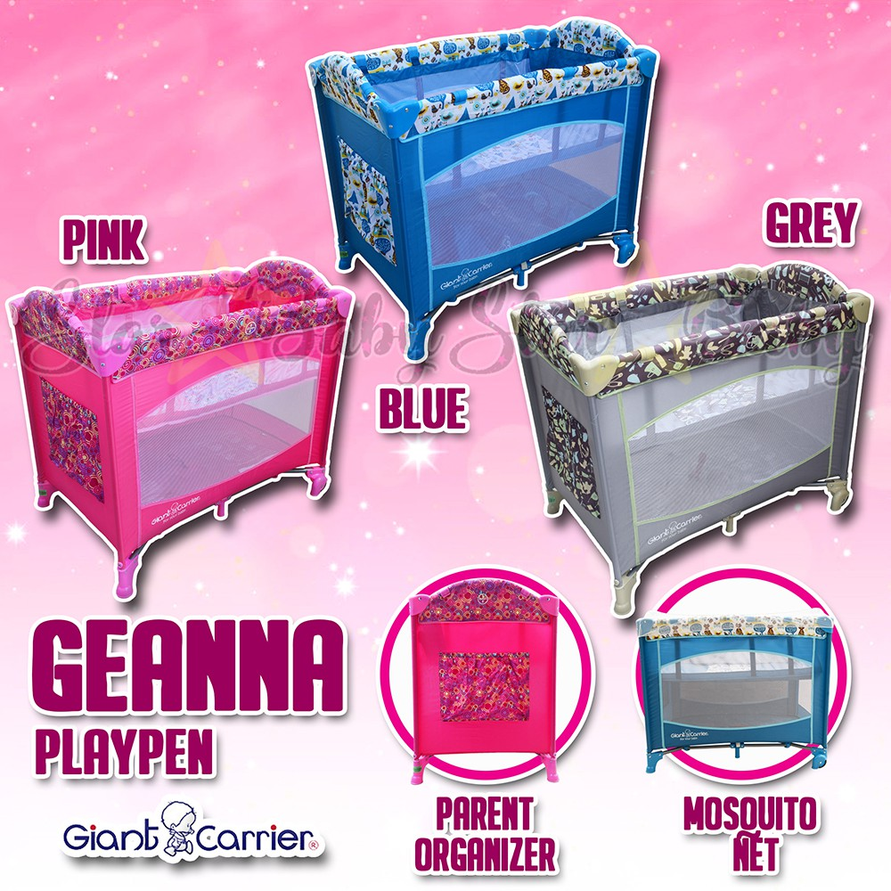 Giant Carrier Quot Geanna Quot Pack Amp Carry Portable Space Saver