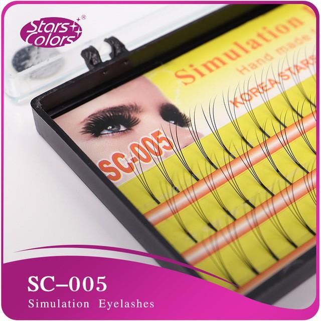 b97ff71674c natural false eyelashes 10D Eyelashes Extension lashes | Shopee Philippines