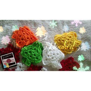 Crochet Christmas Ornaments.Crochet Christmas Ornaments